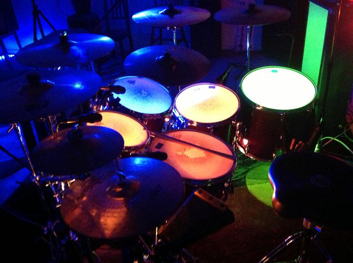 Glen Drums